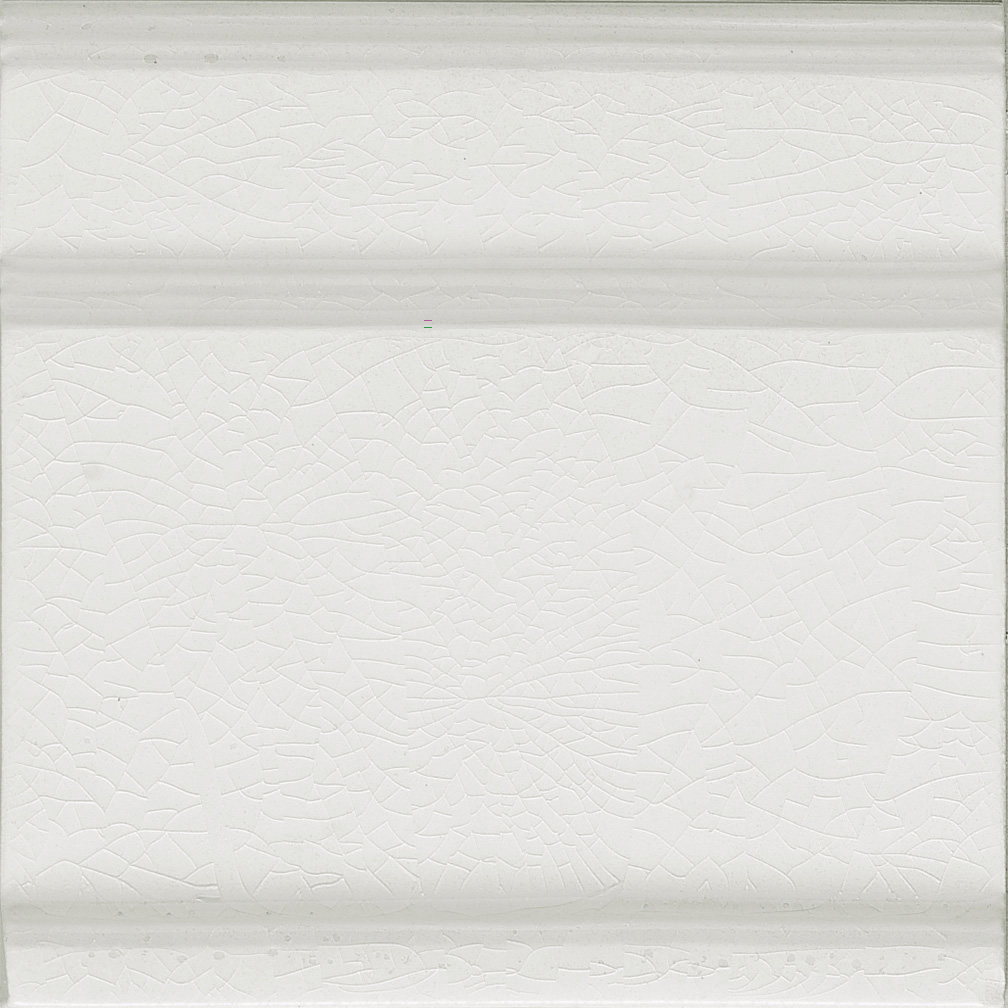 Молдинг Wine Country Base Molding White 15x15