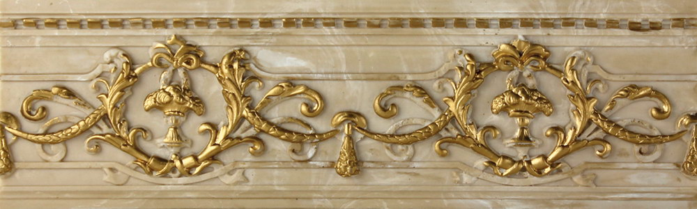 Бордюр Magic Listello Palaise Cream 30x9