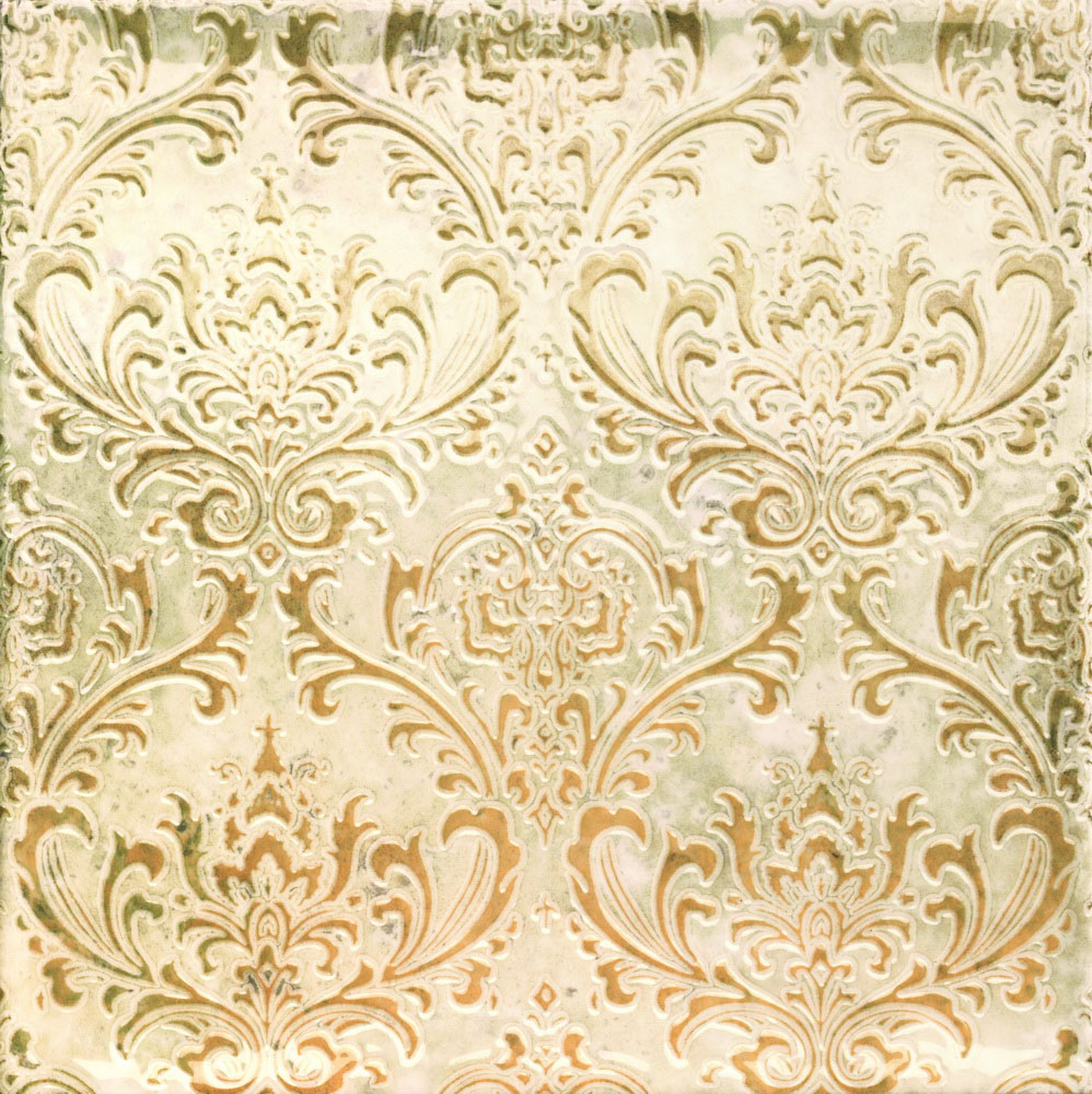 Декор Milano Decor Daman Beige 20x20