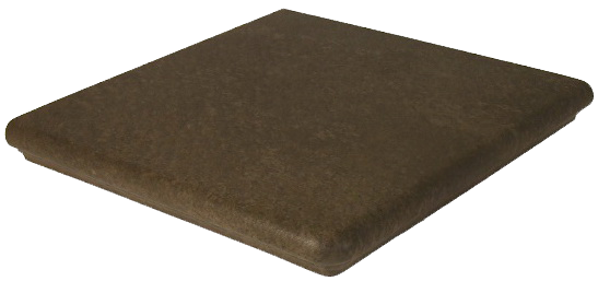 Ступень угловая Marburg Eckflorentiner Brown 32x32