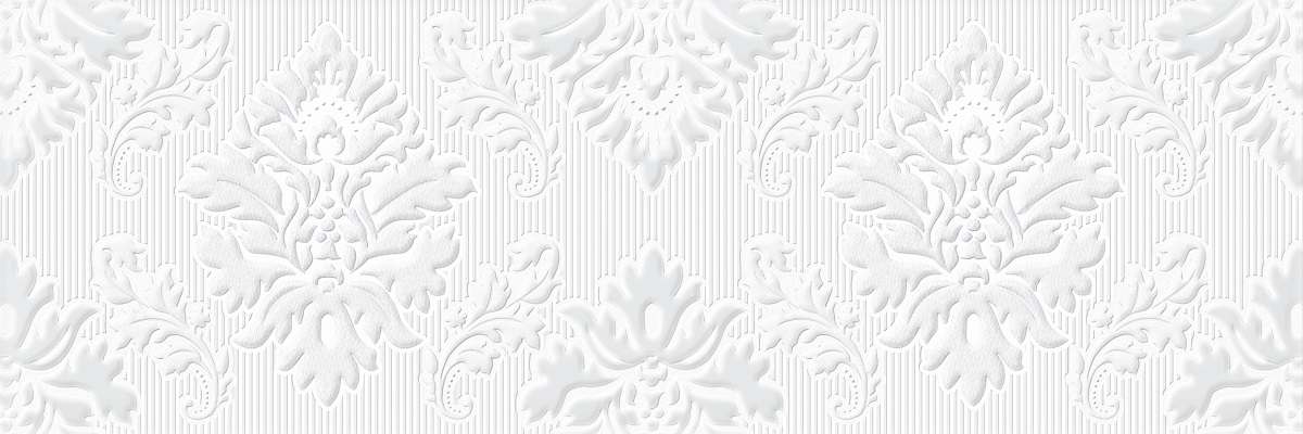 Плитка Delux Decor Blanco 75x25